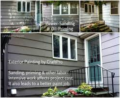 cost to paint exterior of house aloin info aloin info