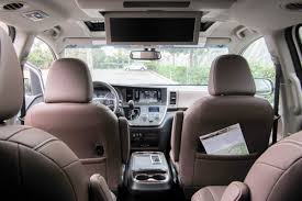 2015 Toyota Sienna Interior 2015 Toyota Sienna Is It New Or Just More Of The Same Michigan