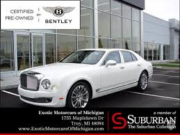 bentley mulsanne ti 14 bentley mulsanne for sale on jamesedition