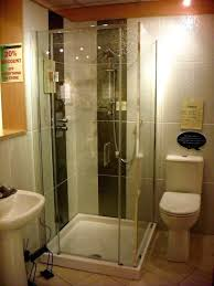 designing small bathrooms home design small bathroom ideas with corner shower only modern
