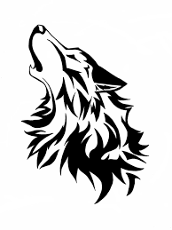 bozkurt kurt wolf vector hayvanlar filografi