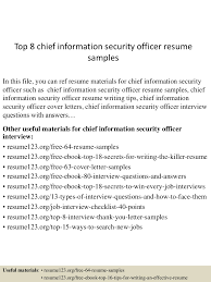 Security Officer Sample Resume by Information Security Sample Resume Resume For Your Job Application