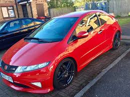 Honda Civic Type R Alloys For Sale For Sale Honda Civic Type R Gt Fn2 Fully Loaded In Slough