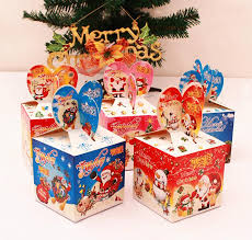 christmas boxes wholesale christmas gift wrap christmas gift box santa claus gift box