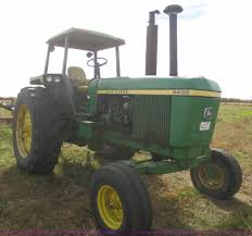 john deere 4430 tractor item d2198 sold november 19 ag