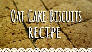 oatcake biscuit recipe healthy easy u0026 quick savoury oatmeal