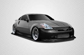 nissan 350z years to avoid 03 08 fits nissan 350z c 2 carbon fiber creations full body kit