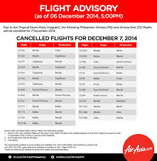 airasia refund policy tropical storm ruby advisory airasia philippines cancelled flights