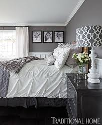 gray bedrooms gorgeous gray and white bedrooms traditional home