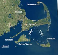 martha s vineyard map of cape cod nantucket and martha u0027s vineyard google search