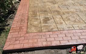 Pictures Of Stamped Concrete Walkways by Denver Concrete Services Flatwork Concrete Contractors 303 848