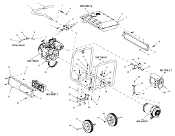 generac 5943 0 parts list and diagram gp7500e