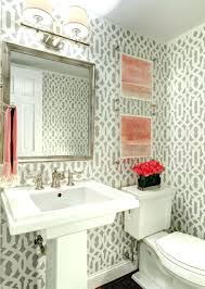 powder rooms with wallpaper powder room wallpaper decorating ideas small jaguarenthusiasts info