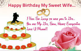 birthday cards quotes for wife happy birthday wishes for wife
