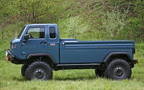 concept jeep jeep mighty fc concept first drive truck trend