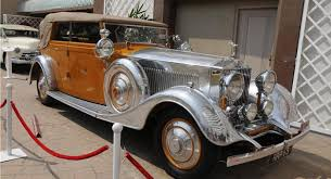 roll royce kerala 5 senses tours museum trail in hyderabad