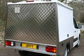 jiffy trucks and cold snack catering trucks