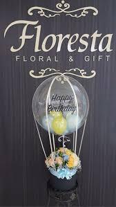 balloon in a box delivery floresta malaysia kuala lumpur pj online florist fresh flower