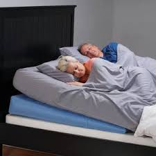 wedge cushions to support back while sleeping