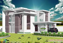 contemporary house designs march 2016 kerala home design and floor plans