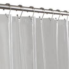 Vinyl Shower Curtain Vinyl Shower Curtains For Bed Bath Jcpenney