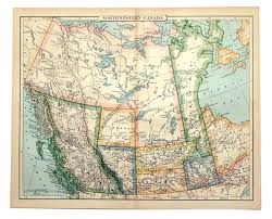 Map Of Canada Cities And Provinces by Historical Boundaries Of Canada The Canadian Encyclopedia