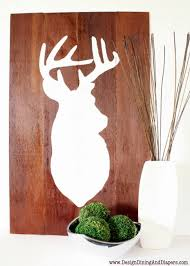 14 diy deer decorations for décor shelterness