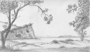 gallery how to draw landscapes drawing art gallery