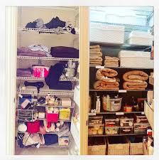 how to organize your bathroom u0026 linen closet organization made