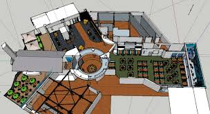 rumfish grill overall restaurant layout looking south u2014 at guy