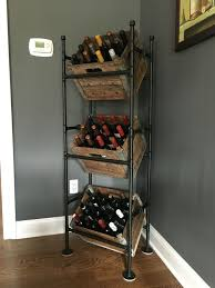 how to build a wine rack in a cabinet 22 diy wine rack ideas offer a unique touch to your home diy wine
