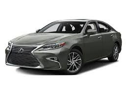 lexus car 2016 price 2017 lexus es 350 price trims options specs photos reviews