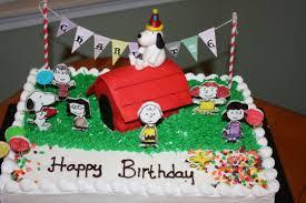 snoopy cakes snoopy birthday cake cake by rostaty cakesdecor