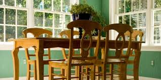 Wooden Table Chairs Removing Water Stains From A Wood Table Furniture
