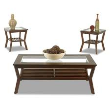 coffee table and end table sets 2 coffee and end table sets for harmony in your room coffee table
