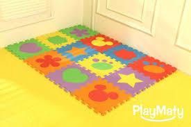 tappeti in gomma per bambini materiale della gomma piuma di puzzle tappeto da gioco per
