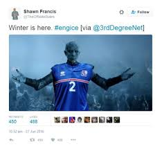 Iceland Meme - england freeze against iceland memes jokes quips cracks pics