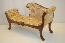 Antique Loveseat Value Antique Sofas U0026 Chaises 1900 1950 Ebay