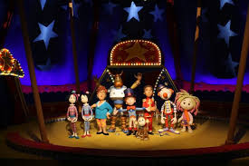 circus puppets creators of toby s travelling circus on painstaking process