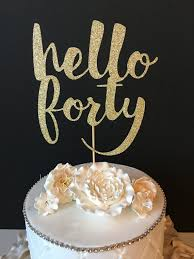 hello cake toppers any number hello fifty cake topper 50th birthday cake