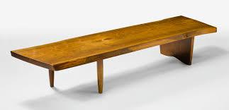 George Nakashima Furniture by Nakashima George Bench Furniture Sotheby U0027s N09650lot9d94pen