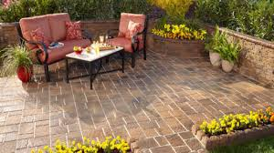 Diy Stone Patio Ideas Patterns The Top 5 Patio Pavers Design Ideas Install It Direct