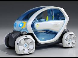 smallest cars renault twizy ze concept car the twizy ze concept car is by far