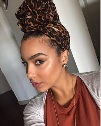 How To Put Your Hair Up With Extensions by How To Tie A Turban U2022 A Step By Step Guide U2022 Stylishlee
