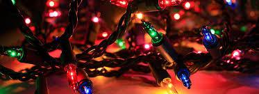 christmas light christmas lights follow the light
