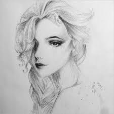 45 pencil drawings jpg psd ai illustrator download