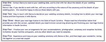 Planning Your Own Wedding Ceremony Planning