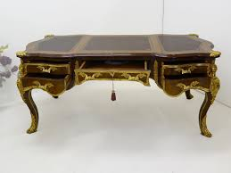 Schreibtisch Mit Schubladen Schreibtisch Nach Historischen Vorbildern Im Barock Stil Mit