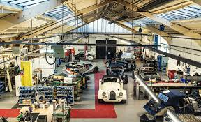 bmw factory assembly line inside morgan the latest from the manufacturer that time forgot