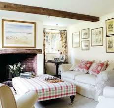 Best Country Cottage Livingroom Images On Pinterest Cottage - Cottage living room ideas decorating